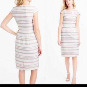 NWOT J. Crew Midi Dress